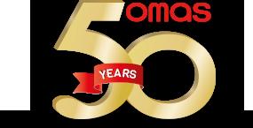 50 anni Omas